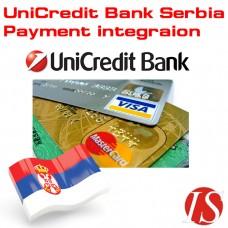 UniCredit Bank Srbija modul za integraciju naplate za OpenCart 1.5.1.x